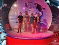 Inflatable Christmas decoration Snow Globe