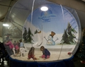 inflatable snow globe for advertising