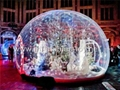 event aprty decoration snow globe