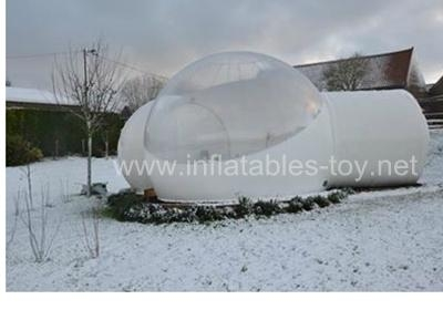 Outdoor Camping Dome Tent with two tunnels