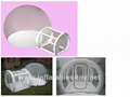 outdoor camping PVC dome tent