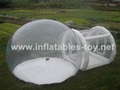 cheap price inflatable bubble tent for outdoor camping