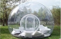 Clear bubble dome tent for camping