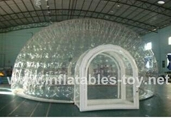 Transparent PVC Inflatab