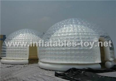 Airtight Bubble Dome