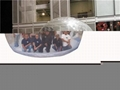 inflatable bubble tent for event decorations