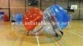 colorful bumper ball
