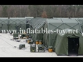 Inflatable Military Tent,Army Tents Using And Raising Theme 17