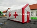 Inflatable Military Tent,Army Tents Using And Raising Theme 15
