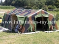 Inflatable Military Tent,Army Tents Using And Raising Theme 13