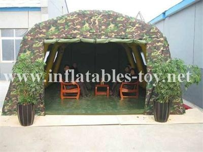 Inflatable Military Tent,Army Tents Using And Raising Theme 12