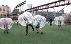 TPU Bubble Soccer,Football Bubble Ball,Body Football
