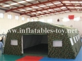 Inflatable Military Tent,Army Tents Using And Raising Theme 4