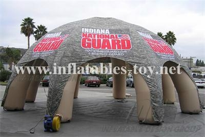 Inflatable Military Tent,Army Tents Using And Raising Theme 6