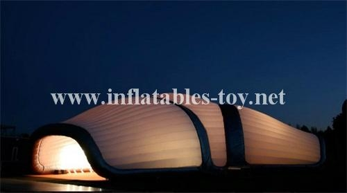 Inflatable Lighting Tent, Lighting Decoration Tent, Inflatable Dome Tent 1