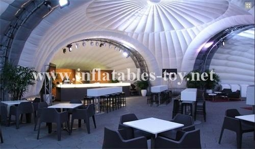 Inflatable Lighting Tent, Lighting Decoration Tent, Inflatable Dome Tent 4