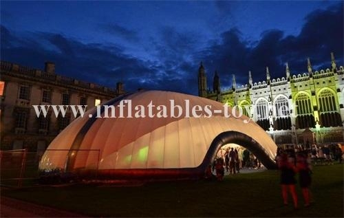 Inflatable Lighting Tent, Lighting Decoration Tent, Inflatable Dome Tent 7