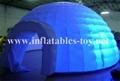 Inflatable Igloo Dome Tent , Inflatable Wedding Tent 12