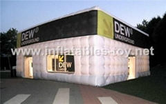 Airtight Outdoor Camping Tent,Inflatable Sealed Tent