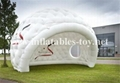 Airtight Outdoor Camping Tent,Inflatable Sealed Tent 7