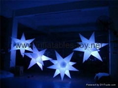 Inflatable Star Decoration,LED Stage Lighting Decorations