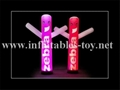 outdoor inflatable advertising columns