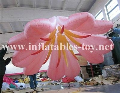 lighting inflatables decoration