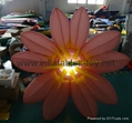 Party Inflatable Flower Decoration,LED Lighting Flower for Wedding Event 7