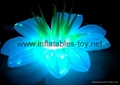 Party Inflatable Flower Decoration, LED