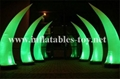 Led light Event Decor Inflatable Tusk