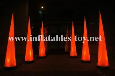 lighting inflatable decorations