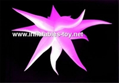 Illuminated Led Star, Stage Lighting Decorations, Event Lighting Decoration