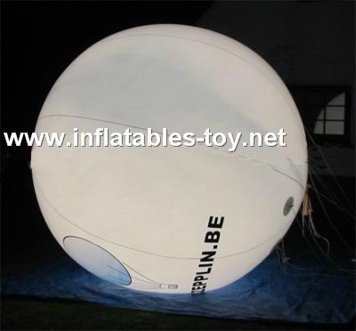 Lighting Balloons with Digital Printing