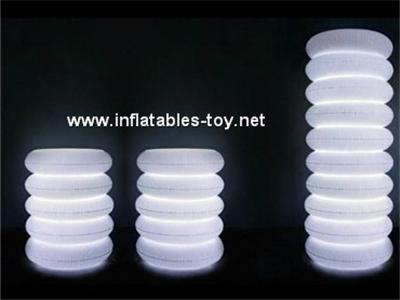Inflatable Lighting Flower Decoration, Inflatable Lighting Decorations 15