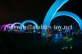 New Brand Party Decoration Inflatable Tubes 6