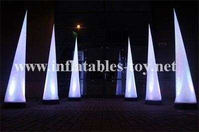 Inflatable Advertising Pillar, Inflatable Tubes, Inflatable Cone 14