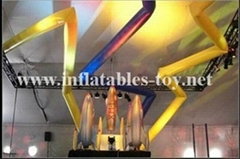 Inflatable Tubes, Stage Lighting Cone,LED Lighting Decorations