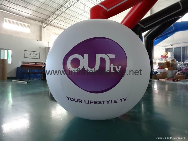 Digital Printing PVC Helium Balloon
