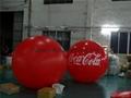 PVC Coca-cola Printing Helium Balloon
