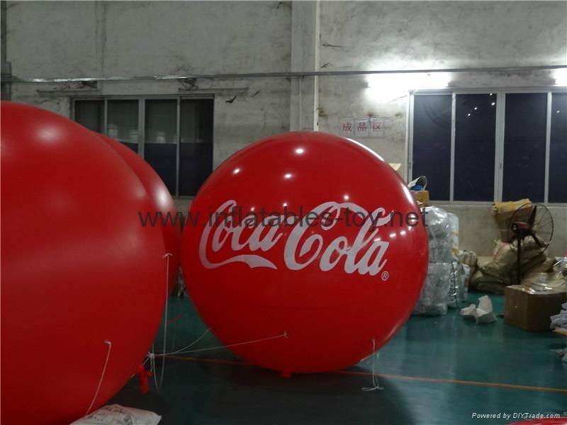 Coca-cola Branded Helium Balloon