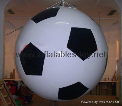 Football Shape Helium Balloon