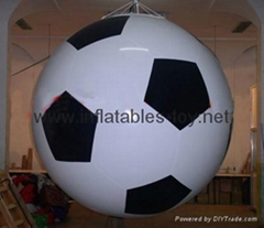 Football Shape Helium Balloon / Football Sports Baloon