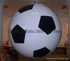 Football Shape Helium Balloon / Football Sports Baloon