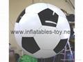 Football Helium Balloon