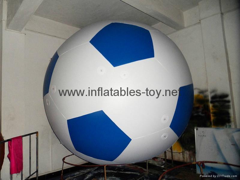 Football Printing Helium Balloon