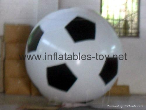 Helium Balloon with Football Printing