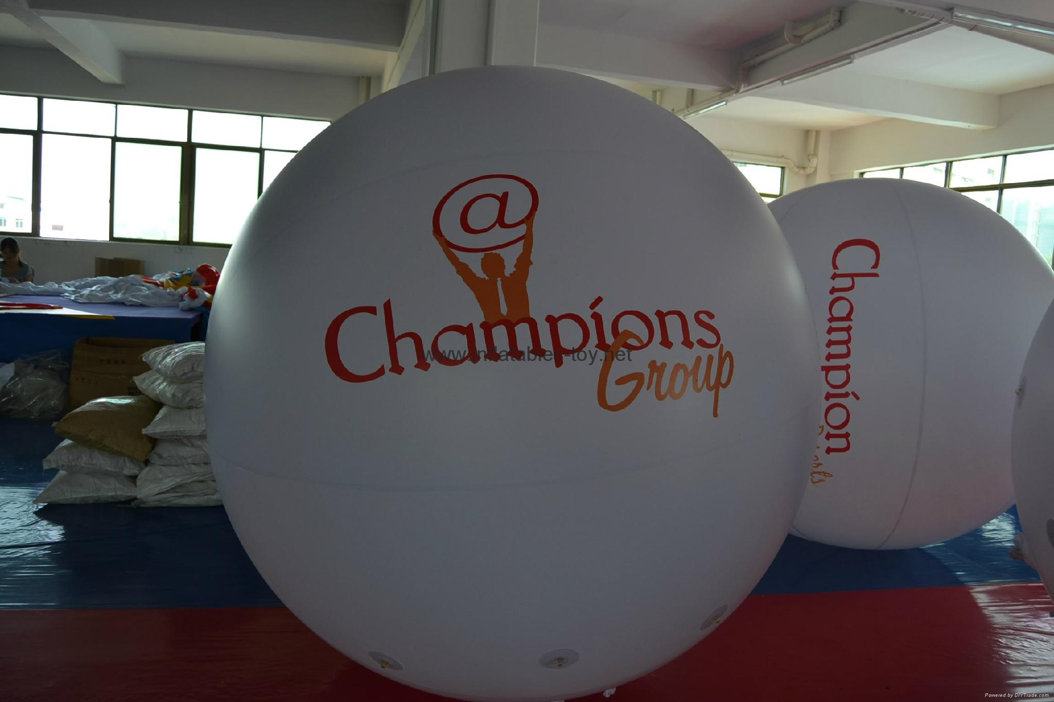 Promotional Balloons with Digital Printing