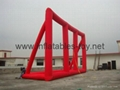 Advertising Inflatable Billboard, Outdoor Water Billboard 3