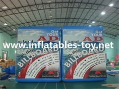 Inflatable Water Floating BillBoard, Inflatable Advertising Billboard