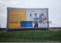 Inflatable Billboard Water Advertising Banner